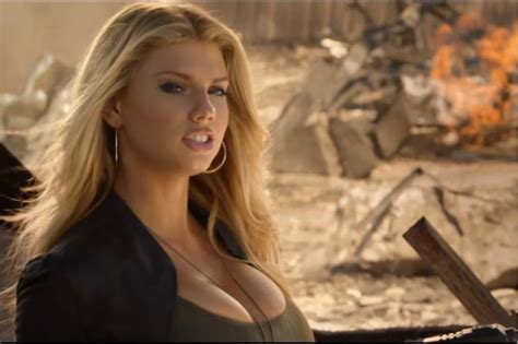 girls in hardees commercials carl s jr commercial 2015 charlotte mckinney call of