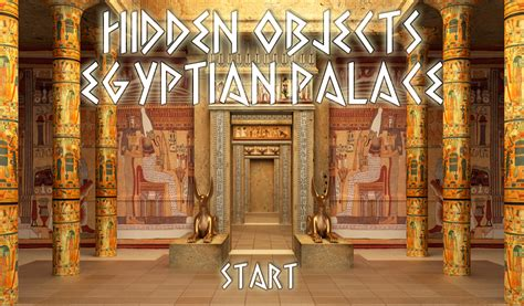 Virtual Design Your Own Home Game by Hidden Objects Egyptian Palace Android Apps On Google Play