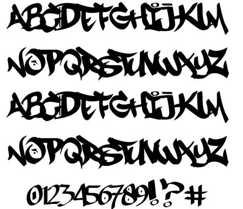 urban tattoo lettering urban fonts peelland fm tk