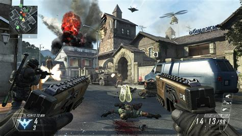 Or Multiplayer Black Ops 2 Multiplayer Is Still The Call Of Duty You Or Kotaku Australia