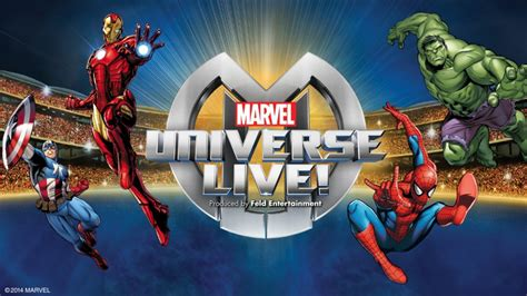 Marvel Universe Live! Vancouver 2015 dates announced
