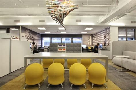 One Floor Open House Plans cool offices sandow headquarters by gensler in new york