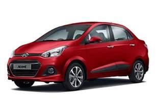 Hyundai Ndia 2017 Hyundai Xcent Facelift India Launch Price Mileage