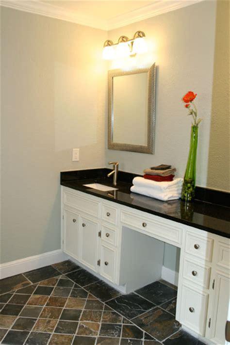 black granite countertops in bathroom black granite countertops bathroom