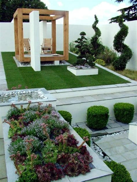 gartengestaltung modern ideen 25 trendy ideas for garden and landscape modern garden