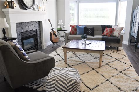 shaggy rugs for living room shag rug in living room peenmedia com