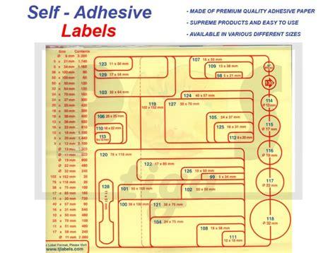 Label Berbagai Ukuran Perpax jual label tom jerry banyak ukuran postiga