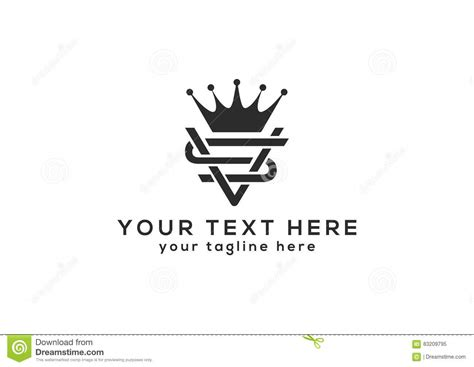 SV Logo For Your Business Stock Vector - Image: 83209795 V And S Logo Design