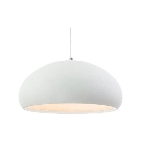 firstlight lighting 2308 costa white dome ceiling pendant