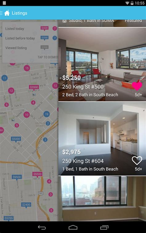 app apartments for rent zumper apartments for rent screenshot
