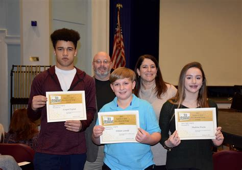 Geoffrey Memorial Essay Competition by East Rockaway Students Awarded For 9 11 Themed Essays In Andrew Memorial Contest Herald
