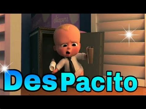 despacito the baby boss despacito luis fonsi and daddy yankee ft jb animated