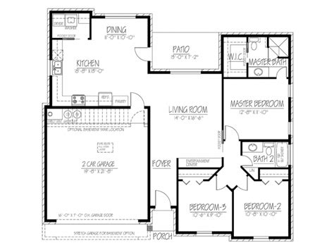 small footprint house plans 20 amazing small footprint house plans home building