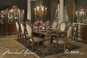 Formal Dining Room Sets With China Cabinet Cortina Luxury 11 Piece Formal Dining Room Set China