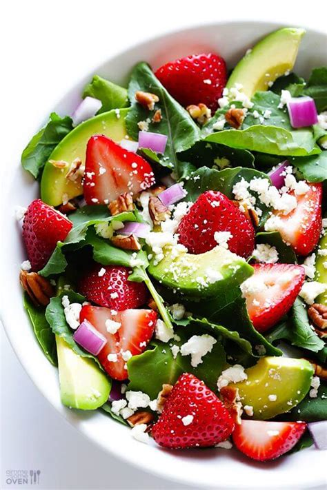 Gimme Some Oven Detox Salad by 15 Strawberry Recipes Gimme Some Oven