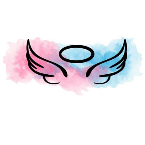 miskraam tatoeage vleugels and midden on pinterest