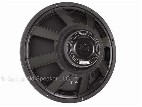 Speaker Eminence 18 genuine eminence 18 quot delta pro 18a woofer speaker ebay