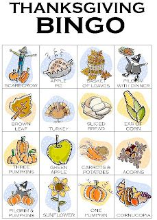 printable turkey bingo substitutes ftw holiday activities thanksgiving bingo