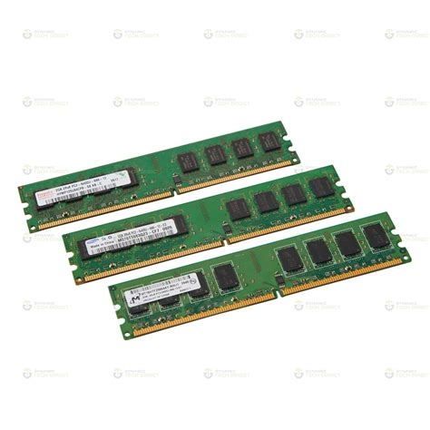 Ram Ddr2 Dimm 2gb ddr2 dimm pc2 6400 memory components