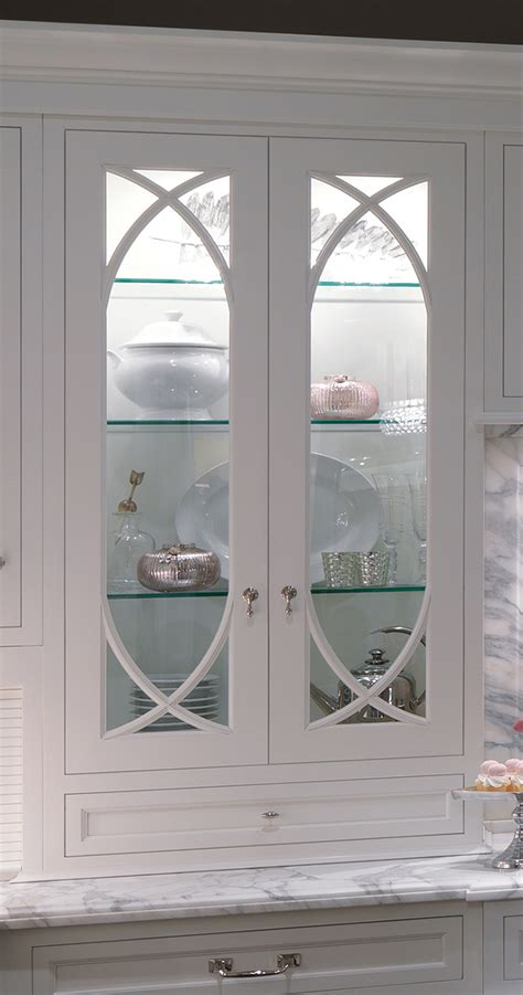 i d really like wavy glass cabinet doors with glass