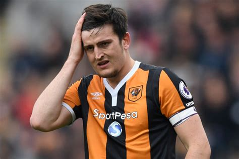 harry maguire harry maguire transfer leicester set to sign hull
