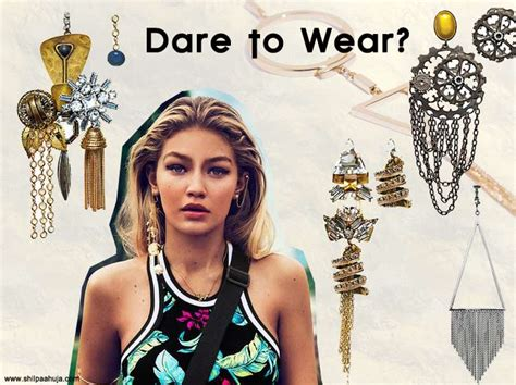 fashion jewelry trend 2015 2016 latest single earring trend fall winter 2015 2016 jewelry