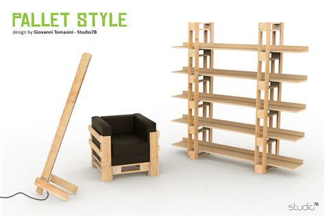 Come Utilizzare I Pallet Per Arredare Casa by By Studiob Uc With Pallet Arredamento