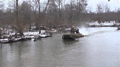 phowler boats phowler sneak boat in the west tennessee bottoms youtube