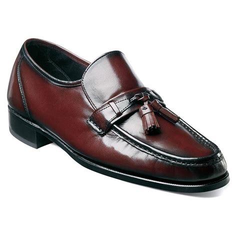 florsheim s como slip on tassel loafer dress shoes
