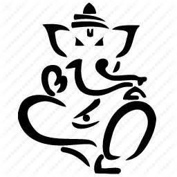 chang ganesh god hinduism prosperity wisdom icon