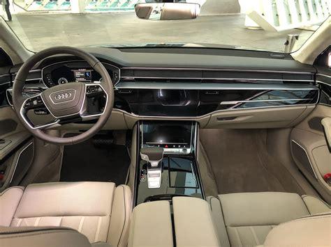 Audi A8 Innenraum by 2018 Audi A8 Fahrbericht Test R V24 Magazin