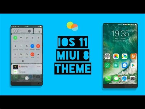 miui theme reverting back to default miui 8 third party theme ios 11 not available in theme