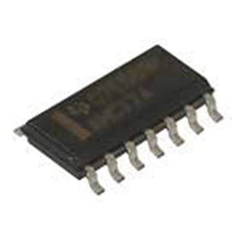 Small Outline Integrated Chip by Small Outline Integrated Circuit