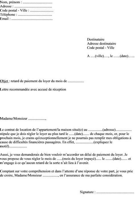 Best Of Rédiger Une Lettre Garant Location