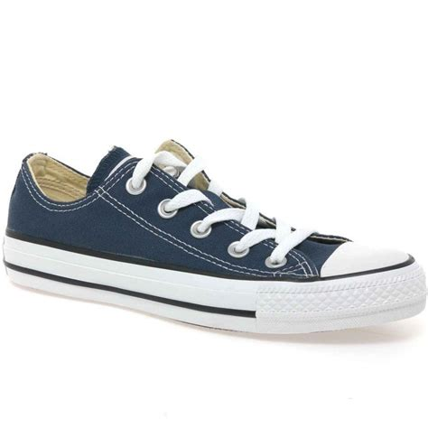 canvas oxford shoes converse allstar oxford shoes navy canvas charles clinkard