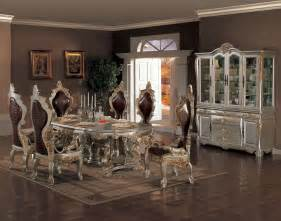 Dining Room Table Sets On Sale Dining Room Table And Chair Sets Brown Upholstered Modern