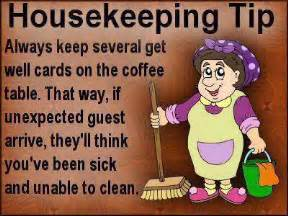 house keeping funny housekeeping quotes quotesgram