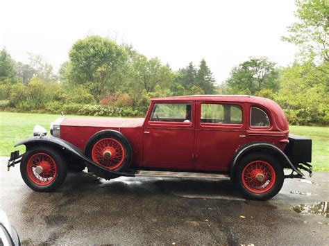 1930 rolls royce 1930 rolls royce phantom ii stock 1930 for sale near