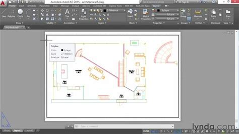 layout autocad lt drawing a title block