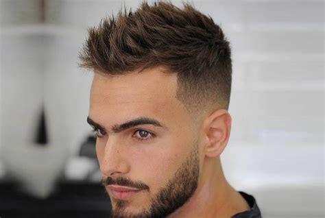 mans textured crop 2017 s best hairstyles for men salonkhoj