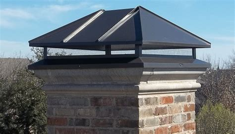 Fireplace Roof Caps by Copper Chimney Caps Purpose Find Out Chimney Caps