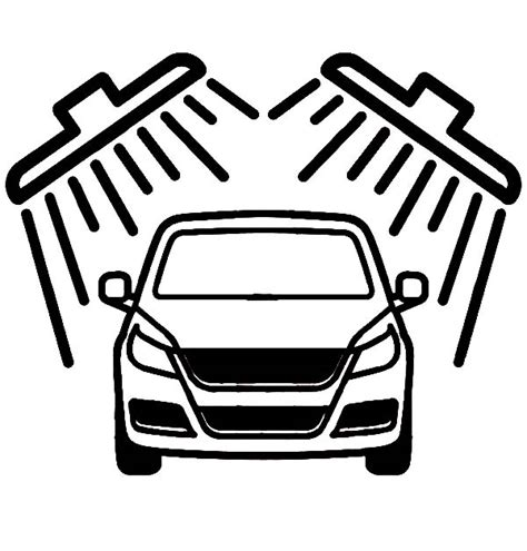 car wash coloring pages car wash coloring pages best
