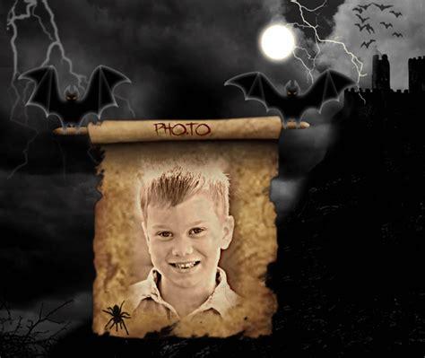 imagenes en movimiento halloween animated halloween photo frame with bats creepy funny