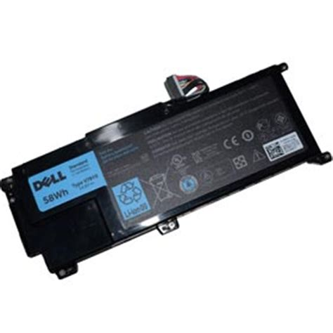 Baterai Original Dell Xps 14z 14z L412x 14z L412z V79y0 4 Cell Black dell xps 14z battery replacement dell xps 14z battery
