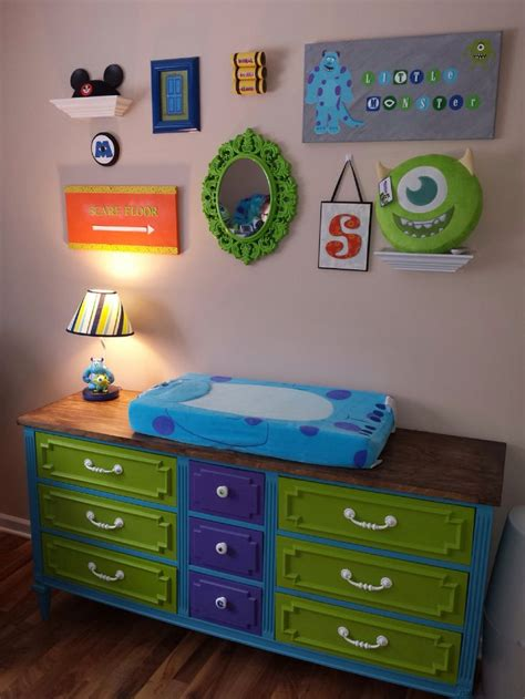 monsters inc bedroom 25 best ideas about monsters inc baby on pinterest