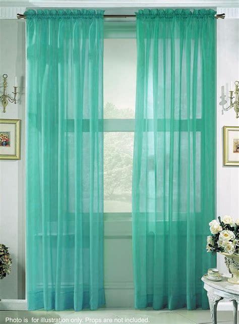 Turquoise Color Curtains Ideas Summer Bedroom D 233 Cor Decoration Ideas