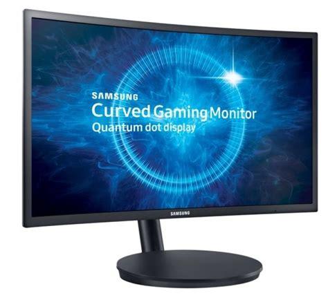 Monitor Samsung 24 Inch Curve Gaming C24fg70 1 samsung c24fg70 24 quot 144hz 1ms curved gaming monitor