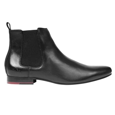 firetrap firetrap chelsea boot mens mens footwear