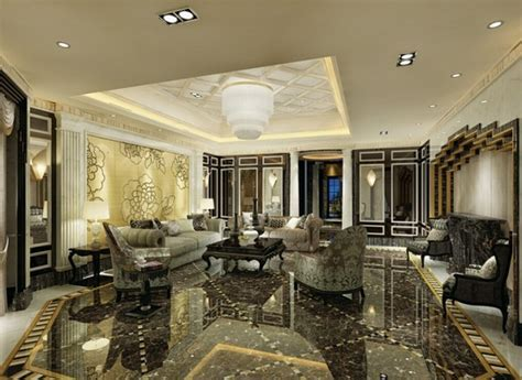 Marble Flooring Designs For Living Room: Ideas And