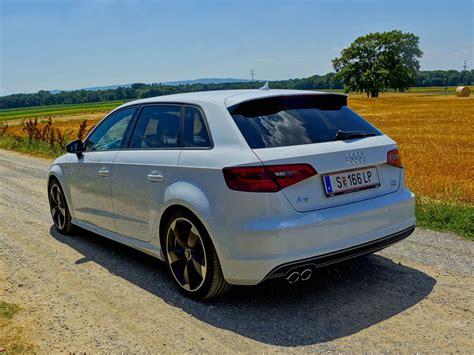 Audi A3 Sportback Quattro Test by Audi A3 Sportback 2 0 Tdi Sport Quattro Testbericht